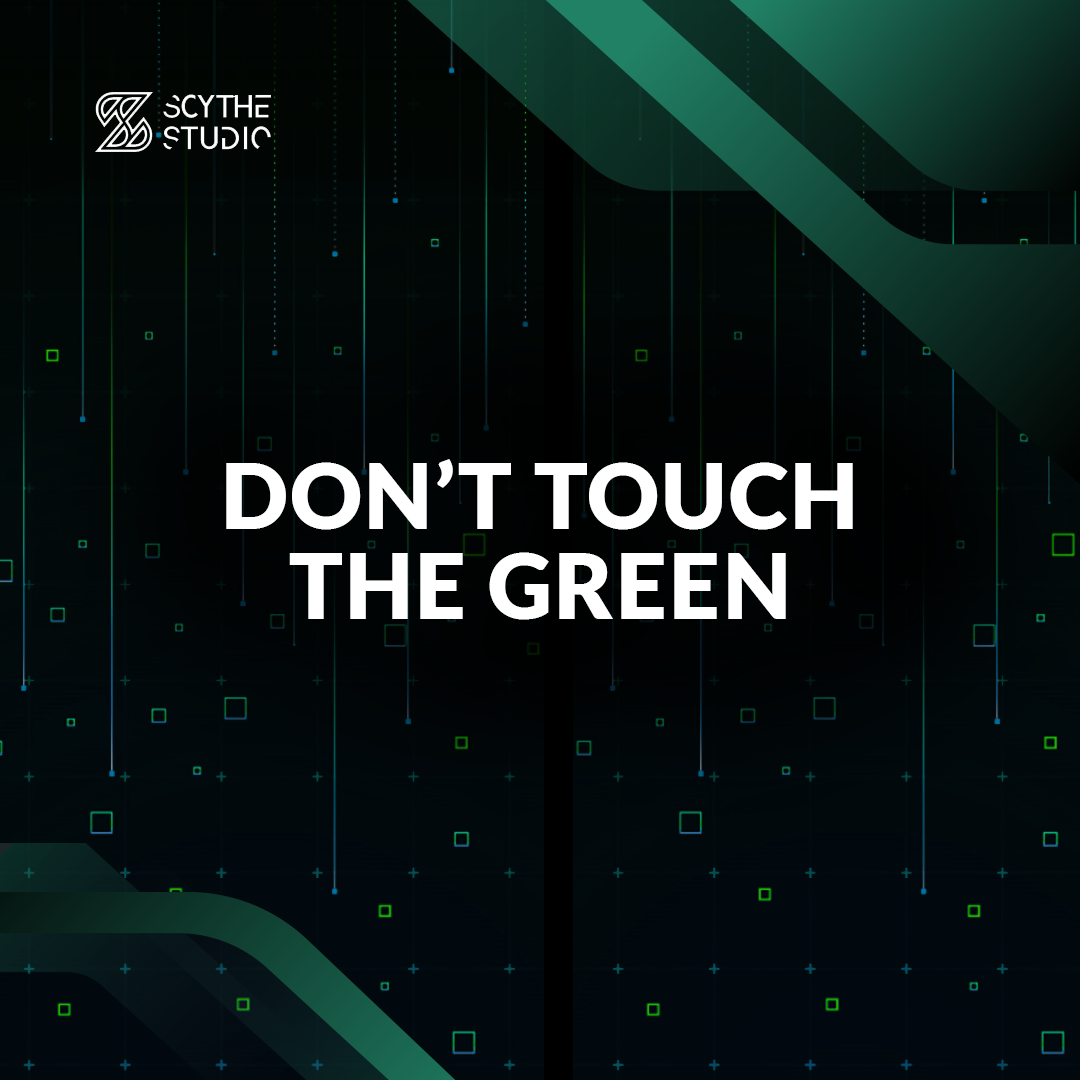 Dont Touch the Green Case Study main image