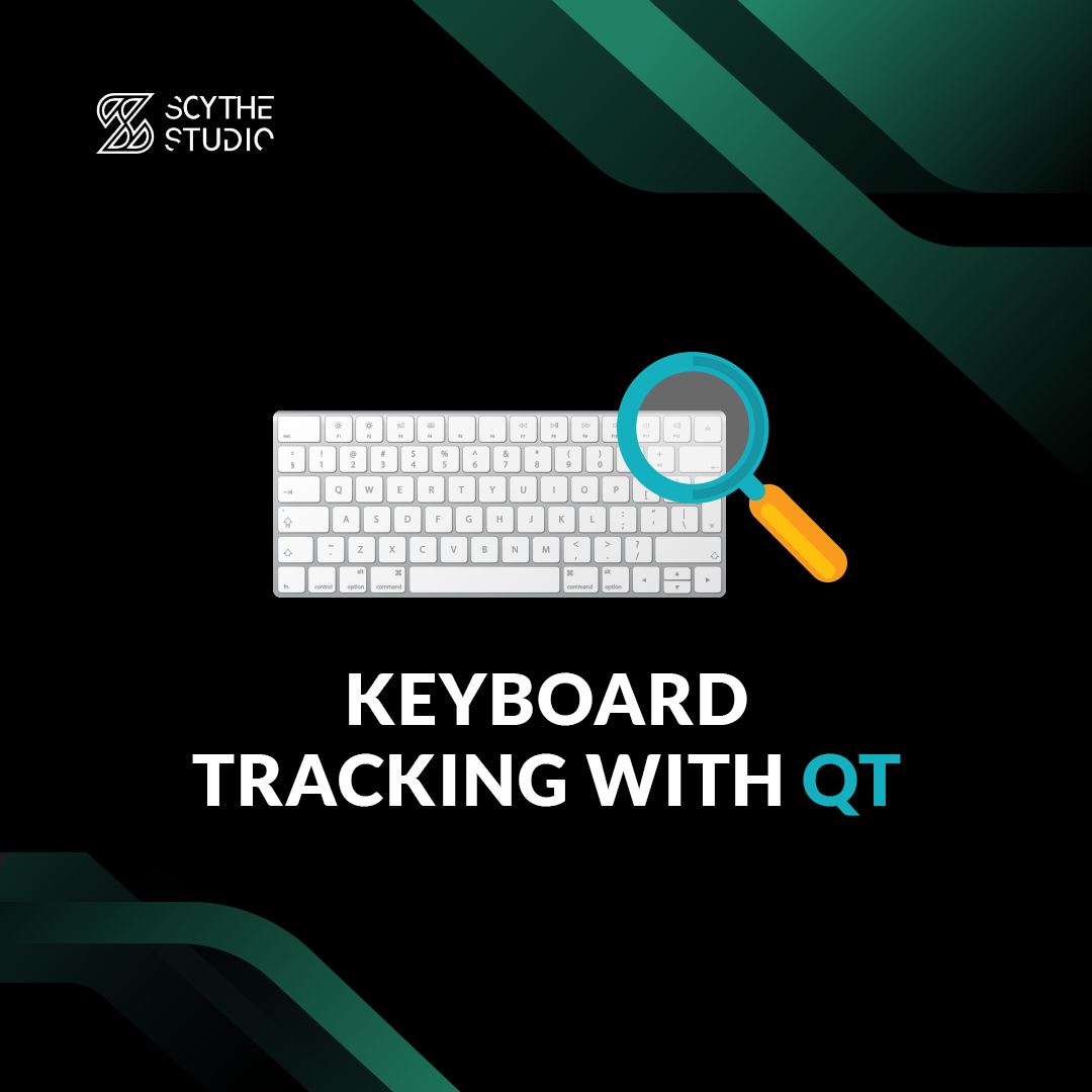 How to track keyboard usage on Windows with Qt in 2020 main image