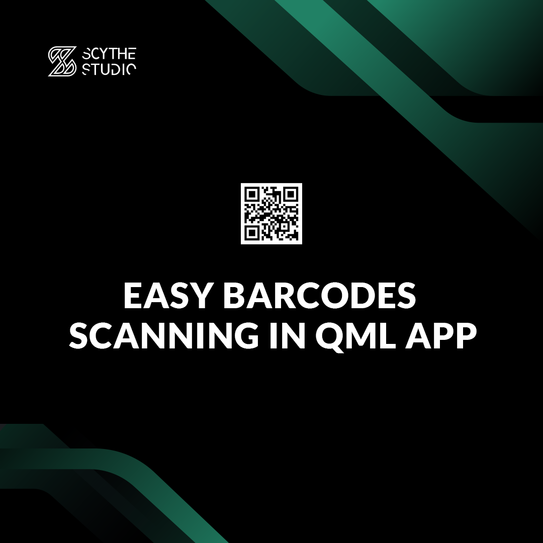 How to scan barcodes in Qt Qml application? main image