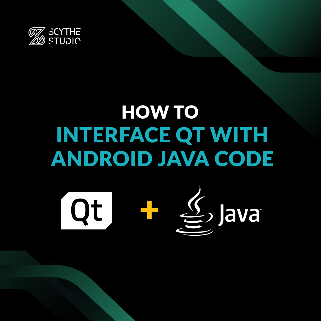 How to interface Qt with Android Java code main image