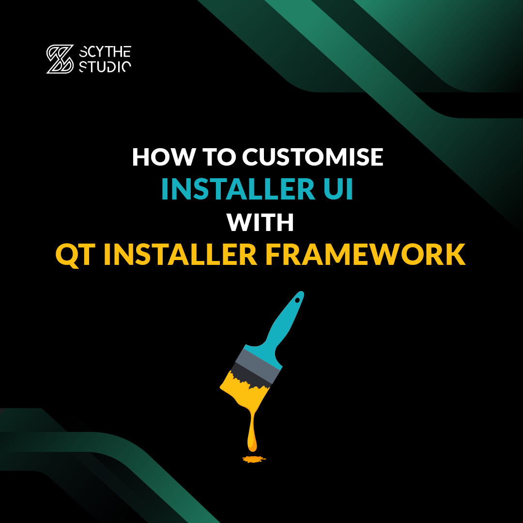 How to customize installer UI with Qt Installer Framework main image