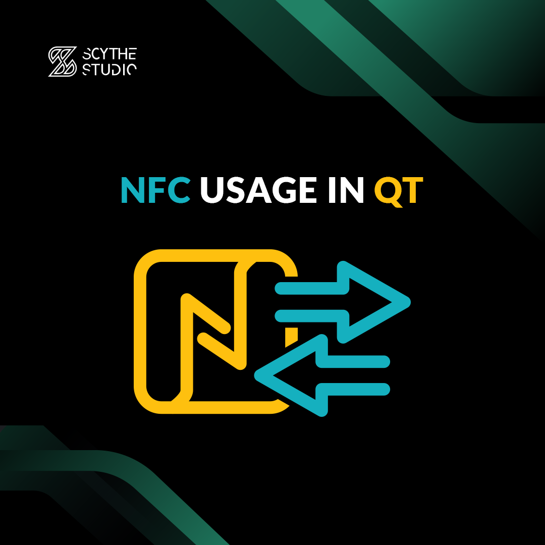 How to use NFC in Qt/Qml application? main image