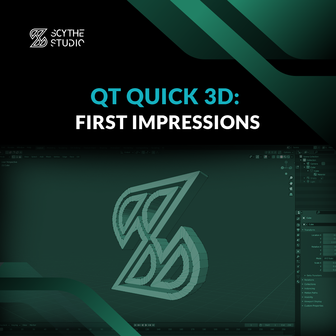 QML 3D: First impressions main image