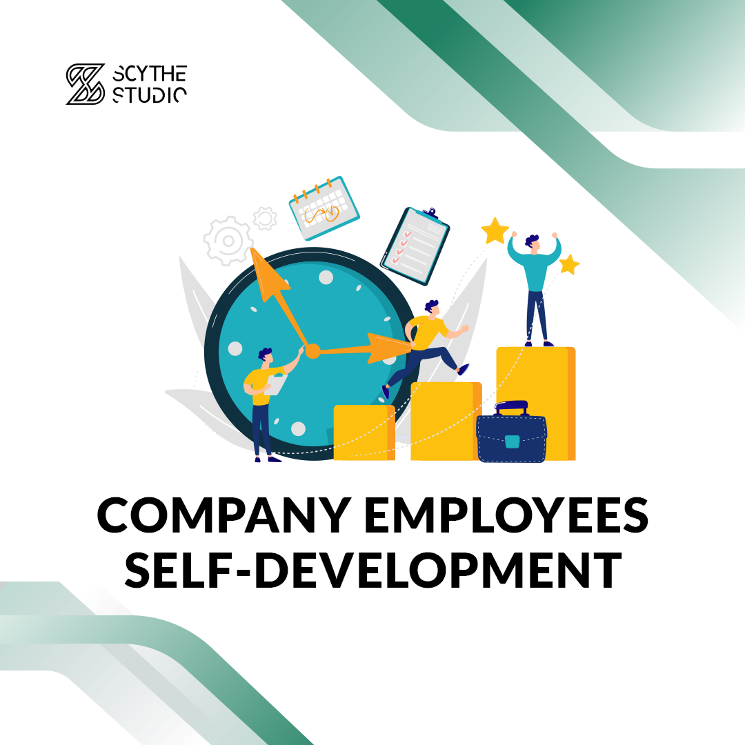 Company employees self-development main image